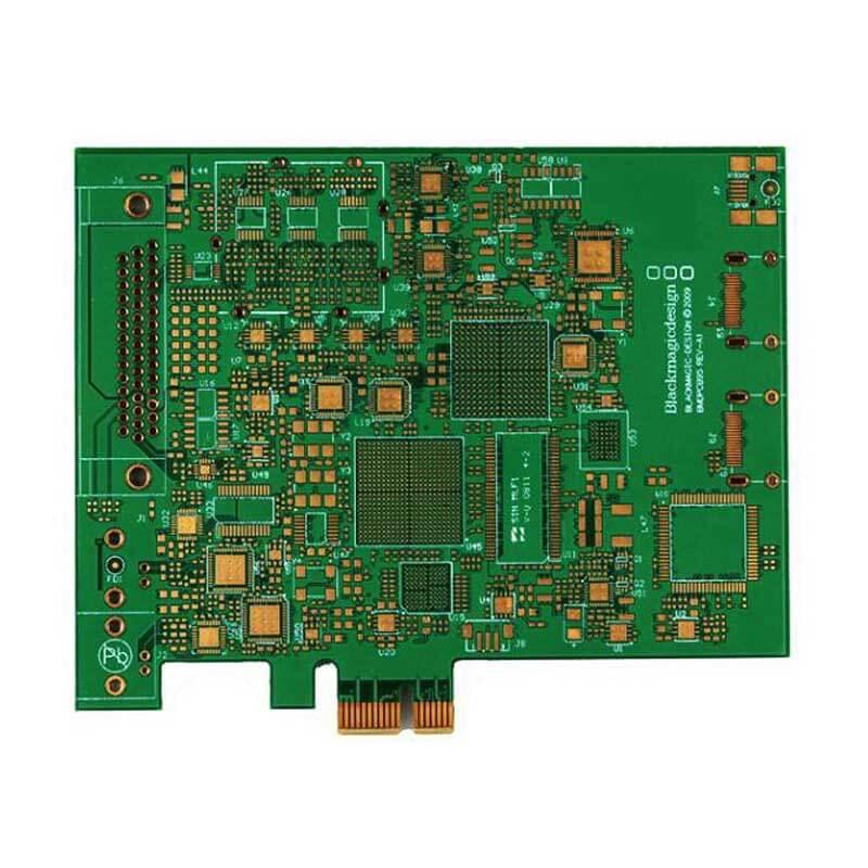 6 LayersHDI PCB, pcb design and programming, wonderful pcb, Keyou PCB