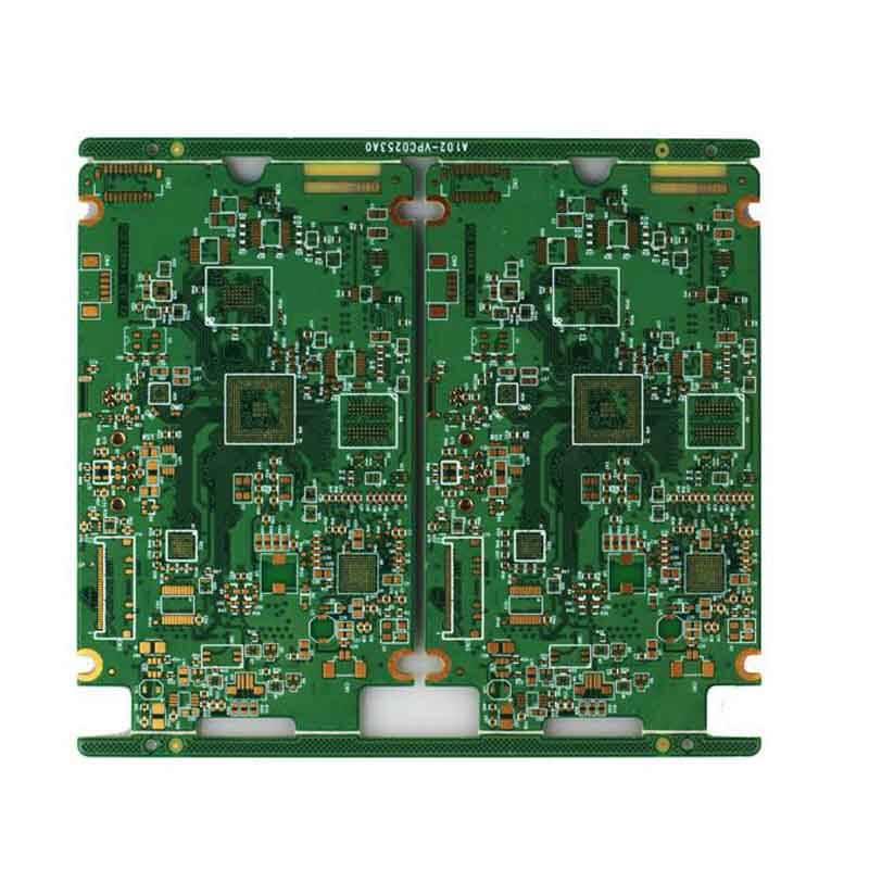 12 LayerHDI PCB, gerber file keyboard pcb, ac pcb, Keyou PCB