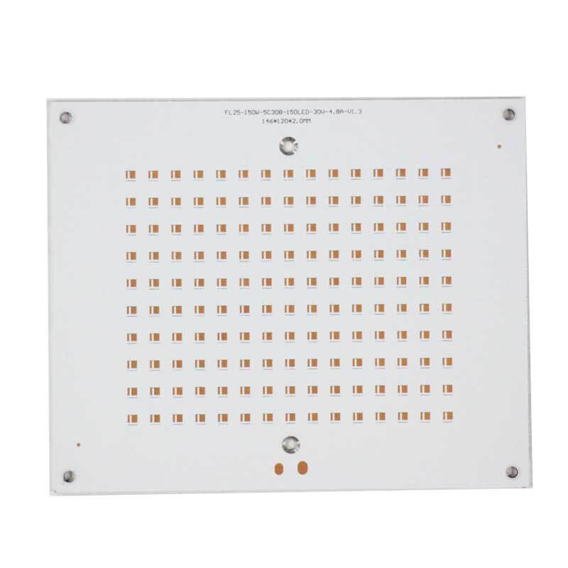 Aluminum led circuit board, pcb circuit board, led blank pcb boards,keyou