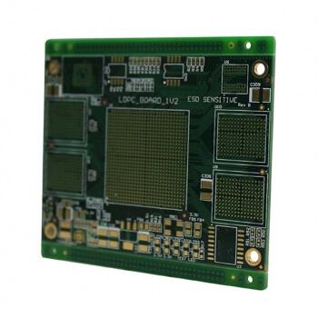 Control Kb 94v0 PCB Board