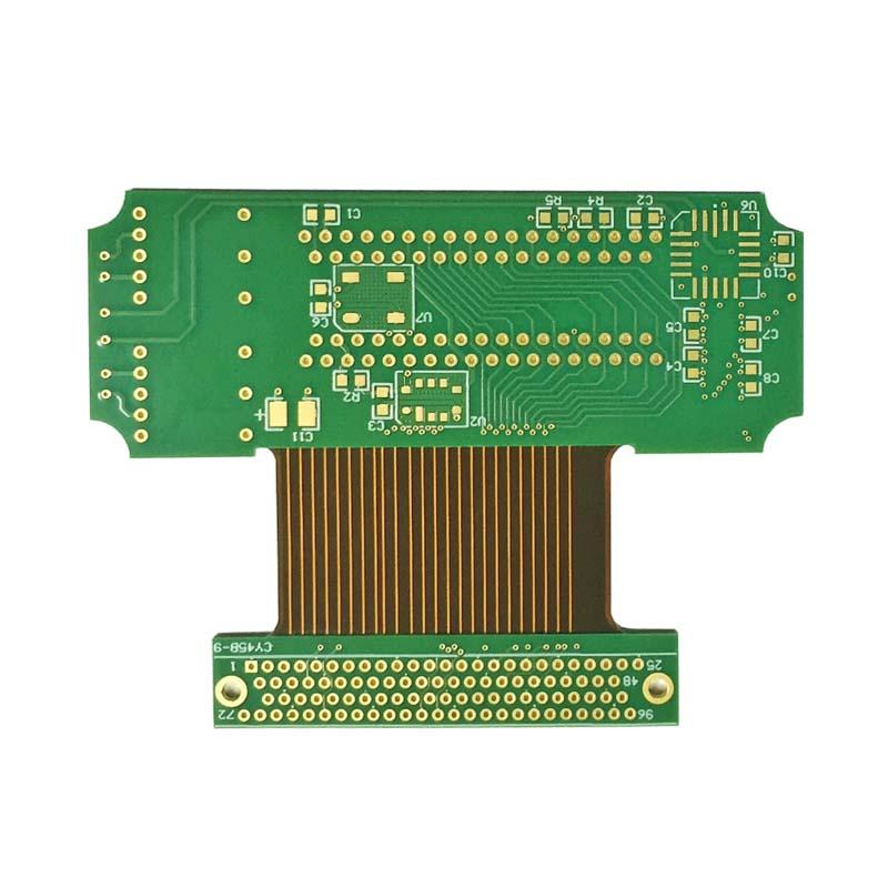 Rigid-flex PCB,circuit board miracast,pcb for blood glucose meter,Keyou