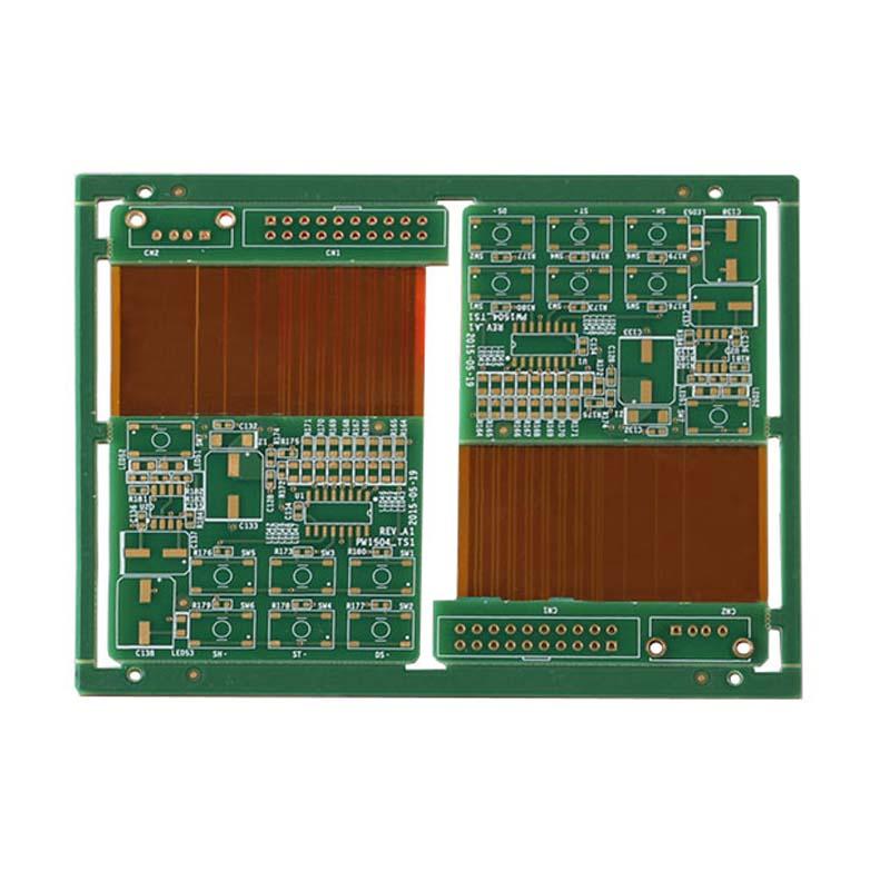 Rigid-flex pcb 3