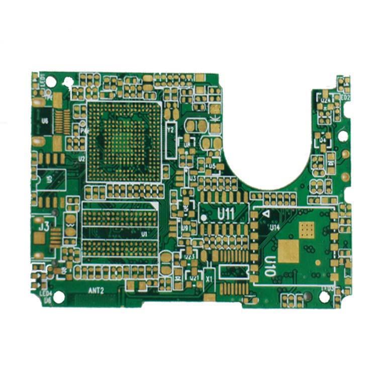 Smart home multilayer circuit board