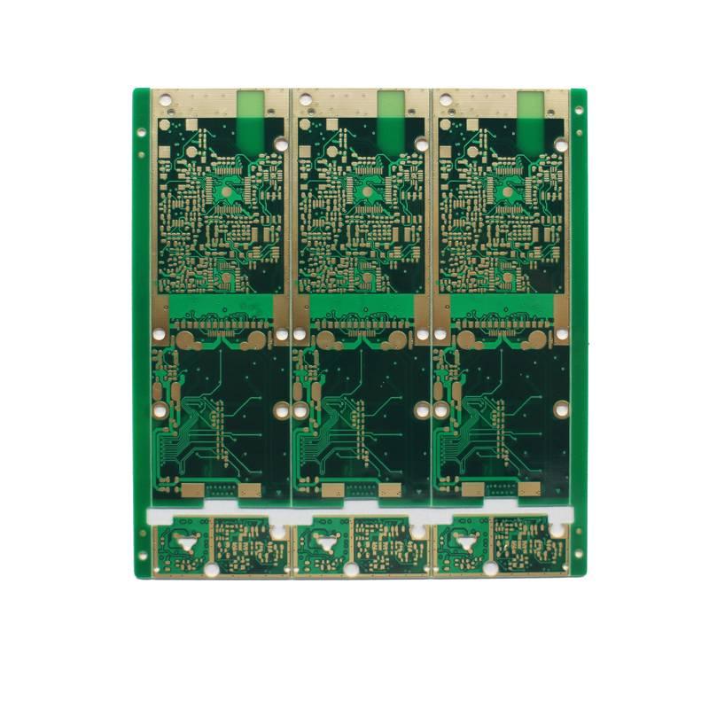 Remote control 4 layer circuit board