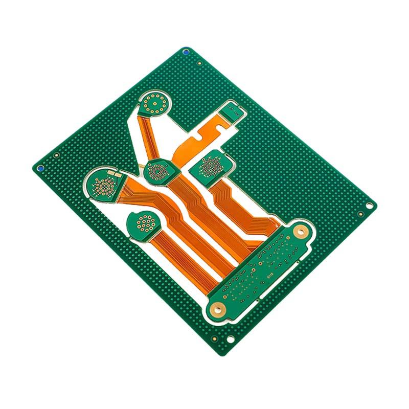 FR4+FCCL rigid flex PCB
