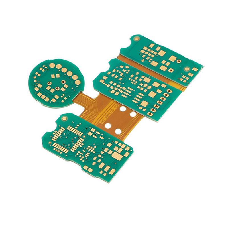 6 layers Rigid flexible Circuit Board