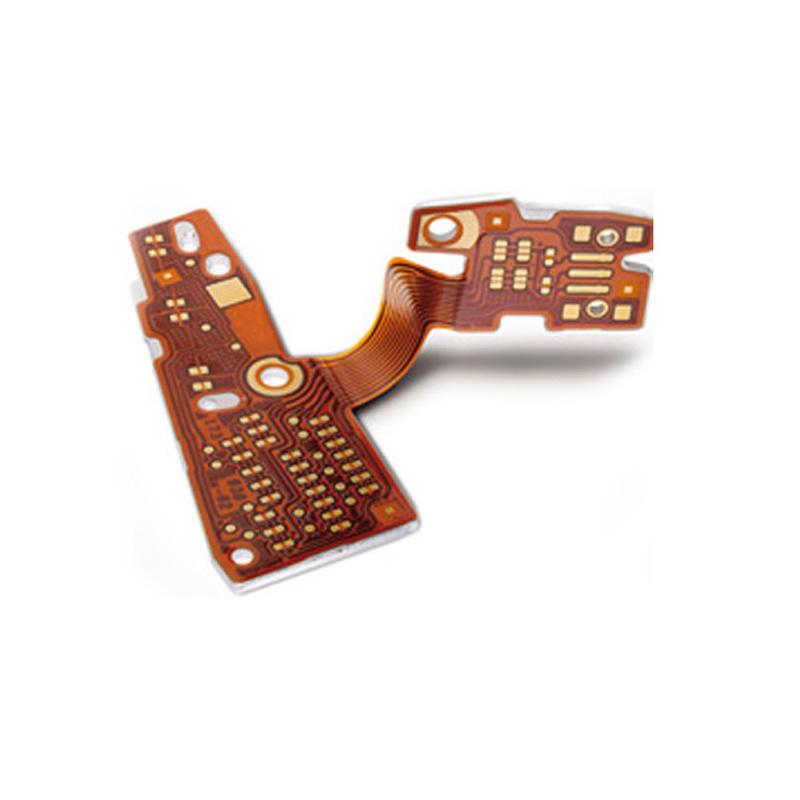 6 layers Rigid flexible PCB,Color Sorter PCB,Led Module Linear PCB,Keyou