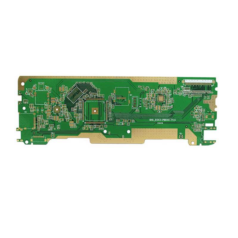 bluetooth speaker control pcb