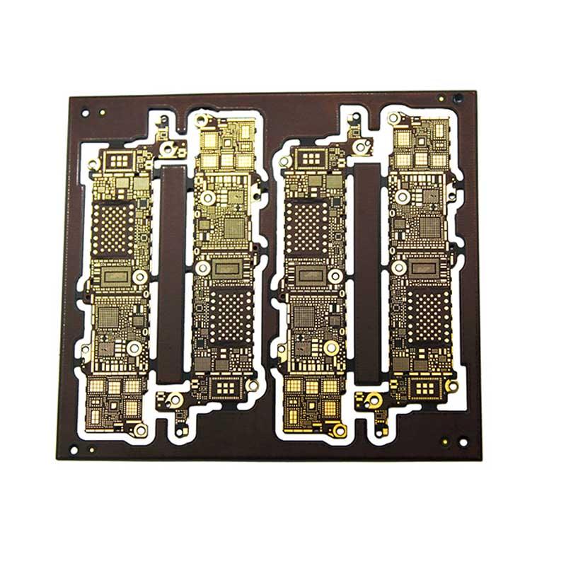 8 LayerS PCB