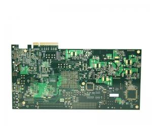 8 layers Printed circuit board