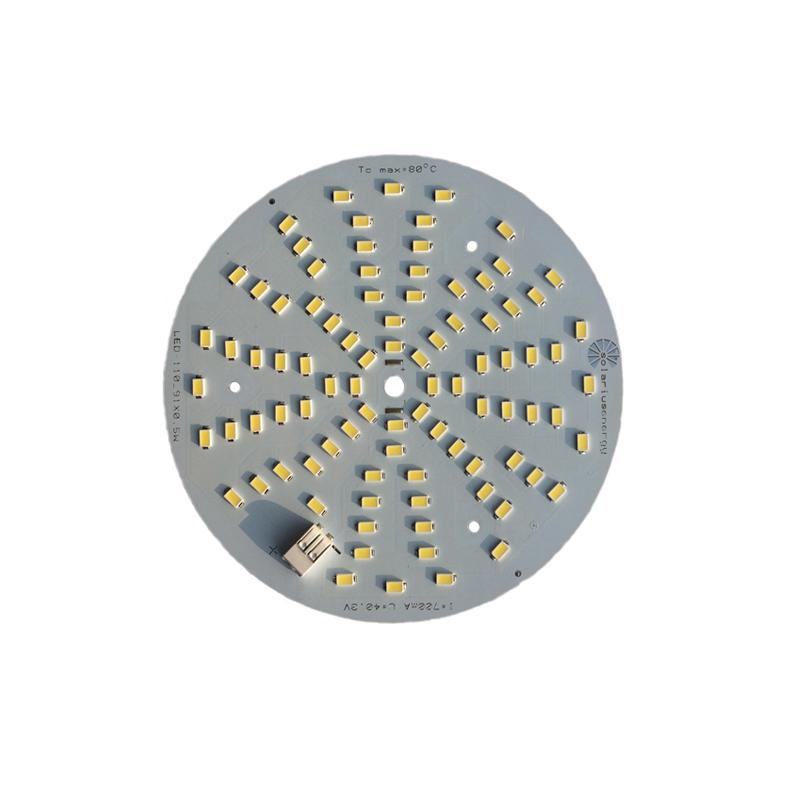 professional oem manufacturing 94v0 led pcba, aluminum pcba