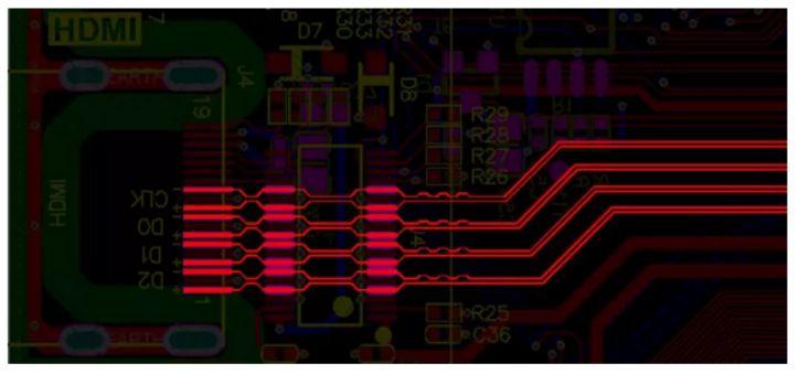 PCB impedance control