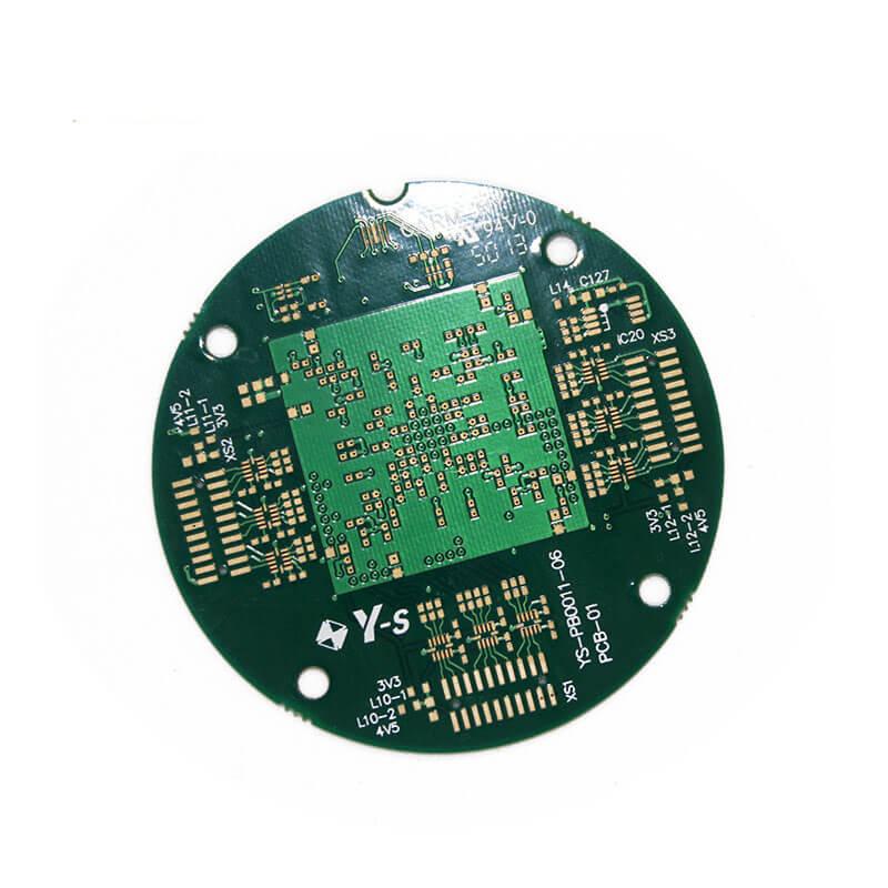 Monitoring equipment multilayer PCB, pcb circuit design, pcb, Keyou PCB