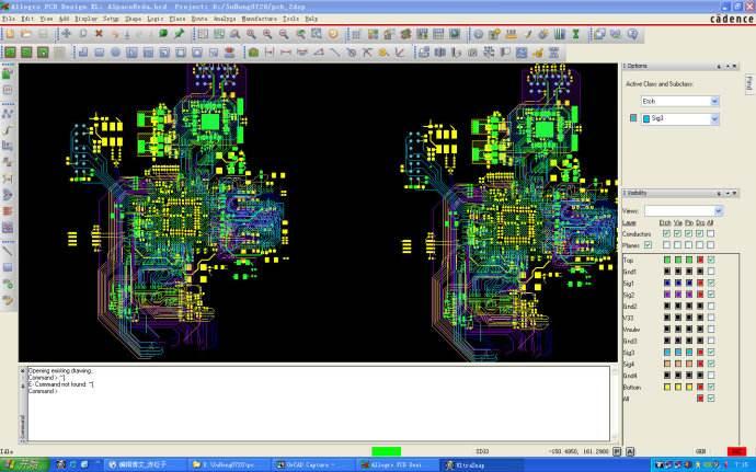 Several mainstream PCB layout software