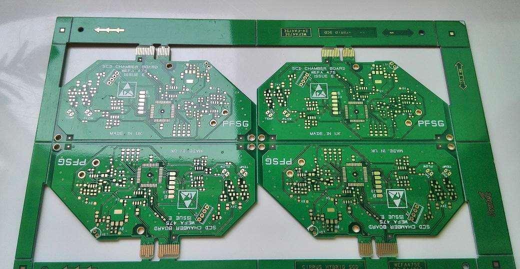 PCB printed board